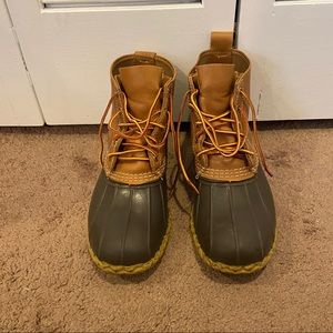 Bean Boots by Lands End